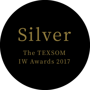 Silver The TEXSOM IW Awards 2017