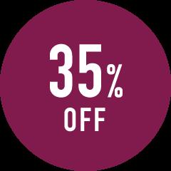 35%OFF