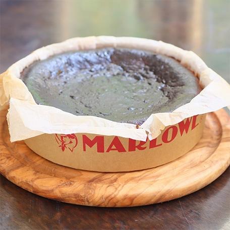 バスクチーズケーキ(紙型)