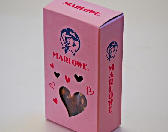 ホワイトデー限定ハート箱チョコレートビスコッティ