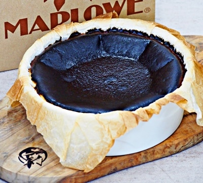 北海道バスクチーズケーキ(陶器)