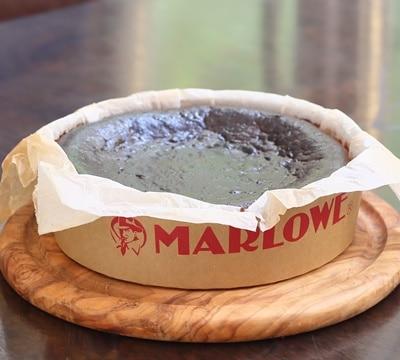 北海道バスクチーズケーキ (ケーキ紙型入り)