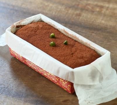 チョコレートのパウンドケーキ【2/3サイズ】