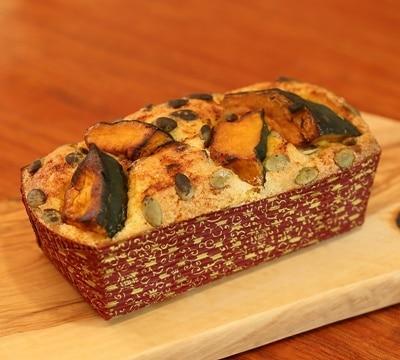 栗まろんかぼちゃのケーキ