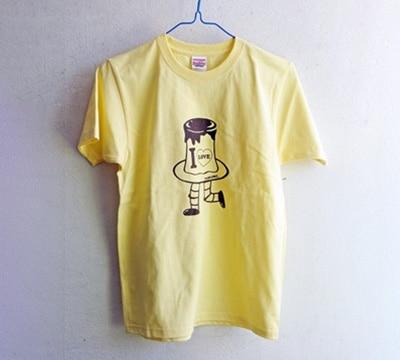 プリンちゃんTシャツ(XS)