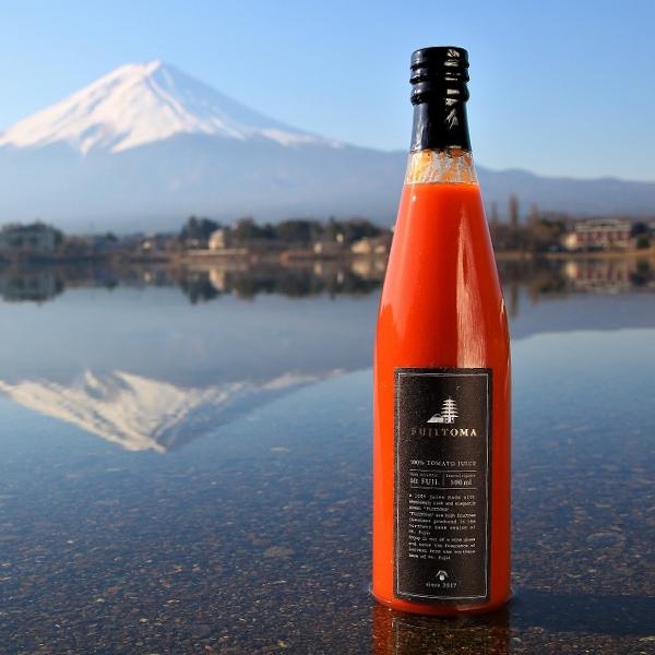 FUJITOMA 無添加100% トマトジュース