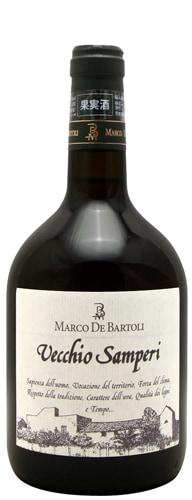 ヴェッキオ・サンペーリ(750ml)[NV] マルコ・デ・バルトリDe Bartoli Vecchio Samperi
