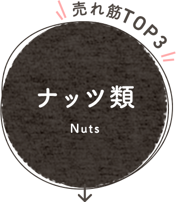 ナッツ類 Nuts