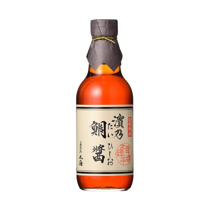 鯛ひしお 大瓶 400g