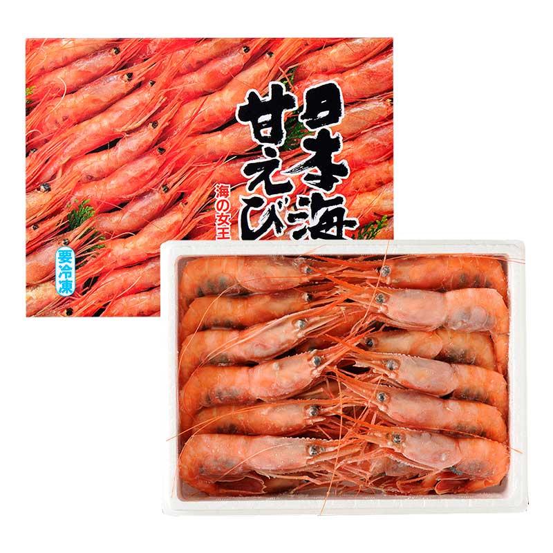 日本海甘えび 子持ち 大(30尾入り)