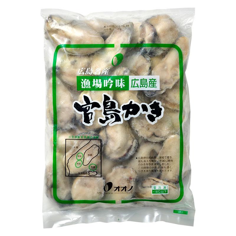 広島県産生牡蠣