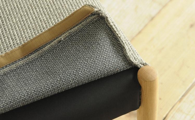 日進木工 椅子 ホワイトウッド 軽いチェア