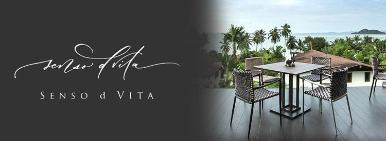 マルキン家具が提案する新しい暮らし、SENSO d VITA(センソ デ ヴィッタ)シリーズ