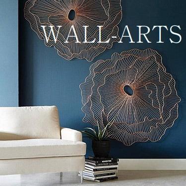 アートな壁飾り