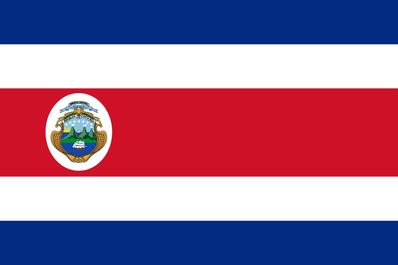 コスタリカ国旗