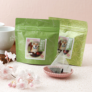 柴犬まる子の旨味煎茶