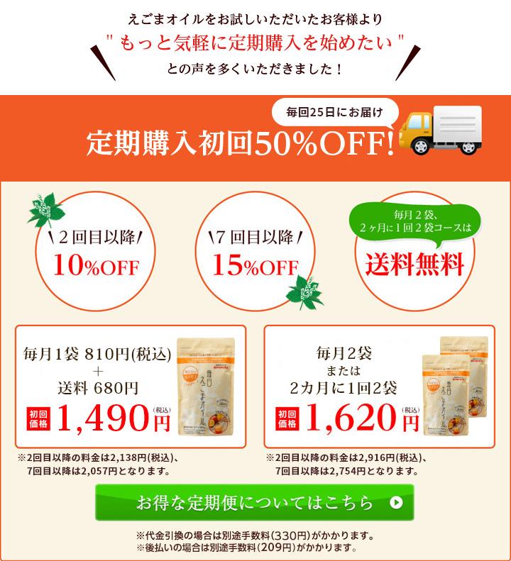 お得な定期購入コース【通常】
