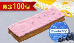 【サマーギフト】ブルーベリーチーズボックス【冷凍】