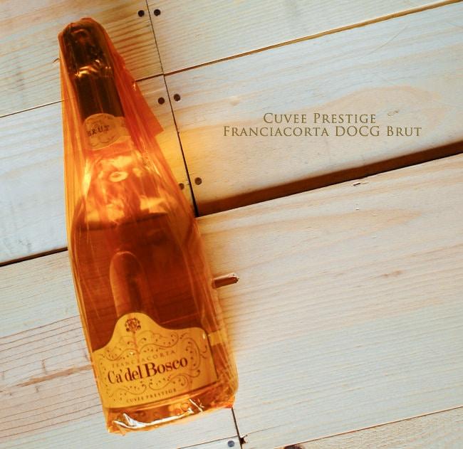 Cuvee Prestige Franciacorta DOCG Brut