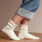 オーガニックコットン 靴下