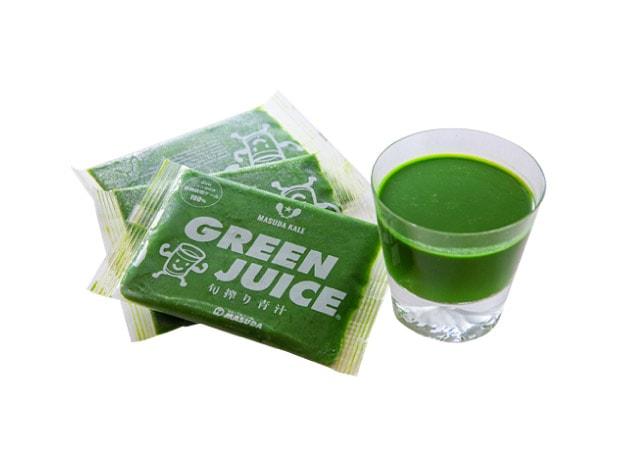 旬搾り青汁グリーンジュース