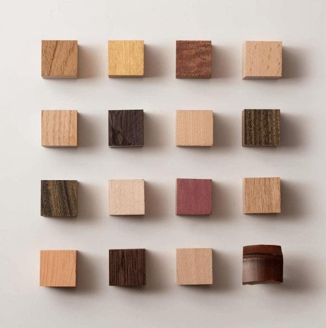 箸の材料となる材木の種類