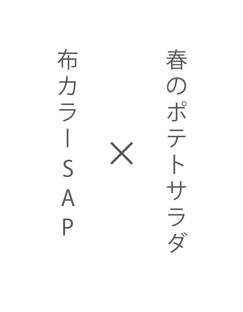 布カラーSAP×