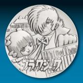 手塚治虫 純銀製50mmメダル ブラック・ジャック