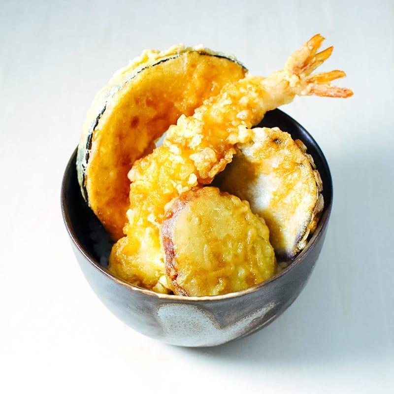 天丼セット(5食分)