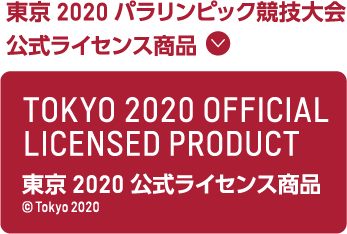 TOKYO 2020 OFFICIAL LICENSED PRODUCT 東京2020公式ライセンス商品