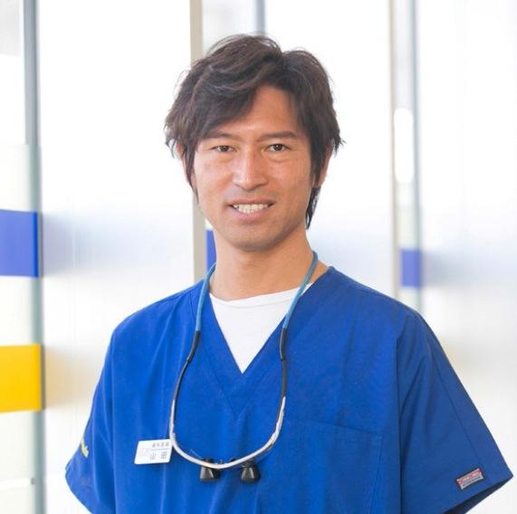 キャナルコート歯科クリニック医院長 山田健太郎