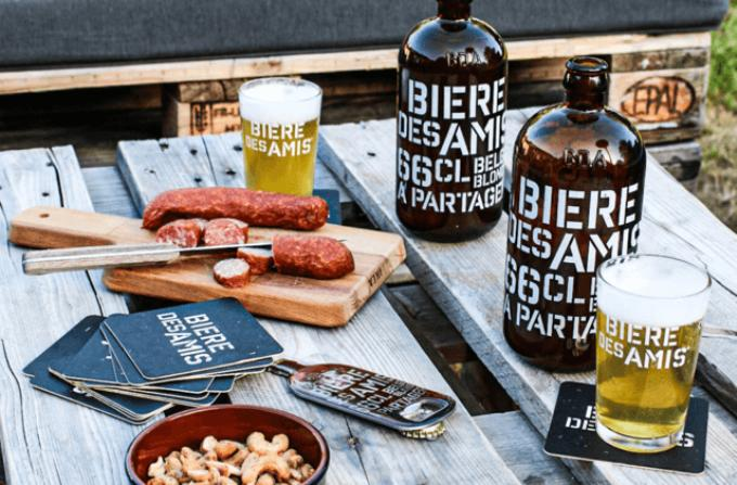 ノンアルコールビール「ビアー・デザミ」