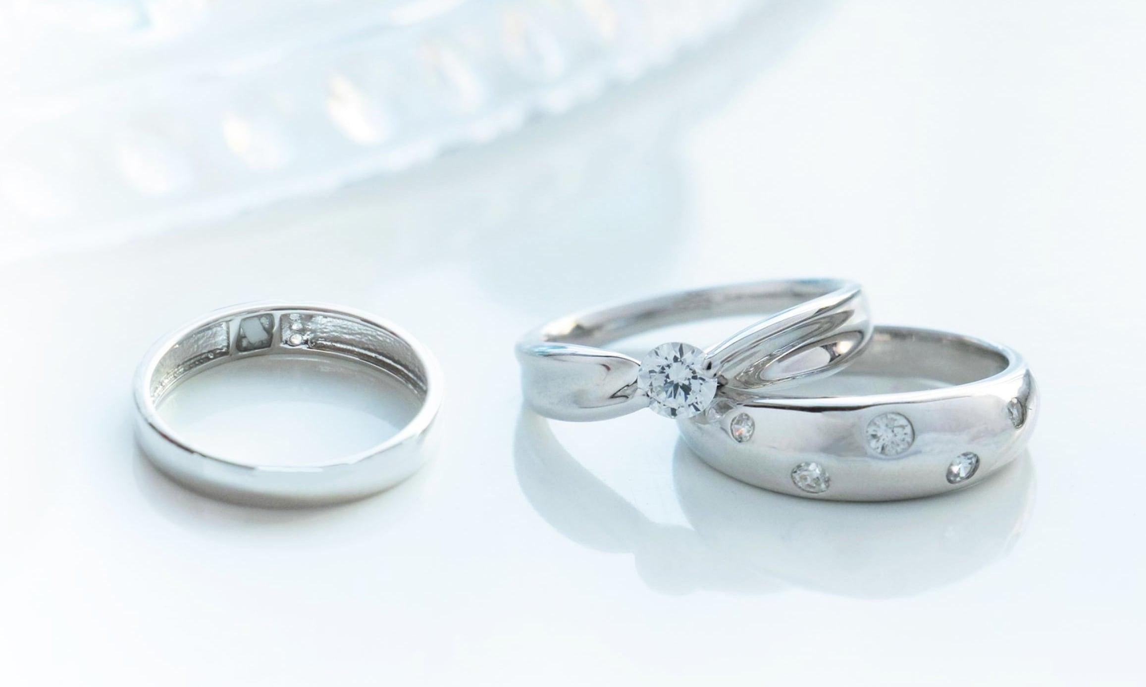 遺骨,指輪,メモリアルリング,完全防水,樹脂,ms002