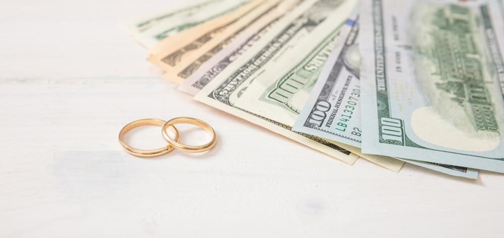 プロポーズにかける予算