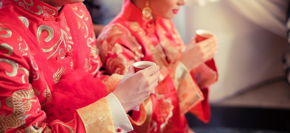 中国のプロポーズ