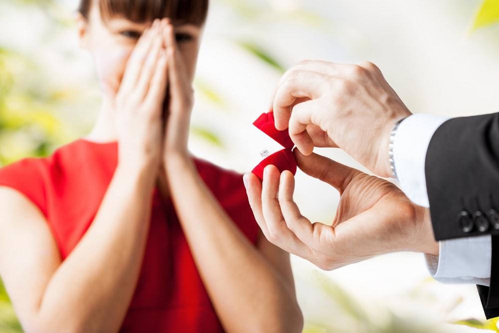 プロポーズの意味