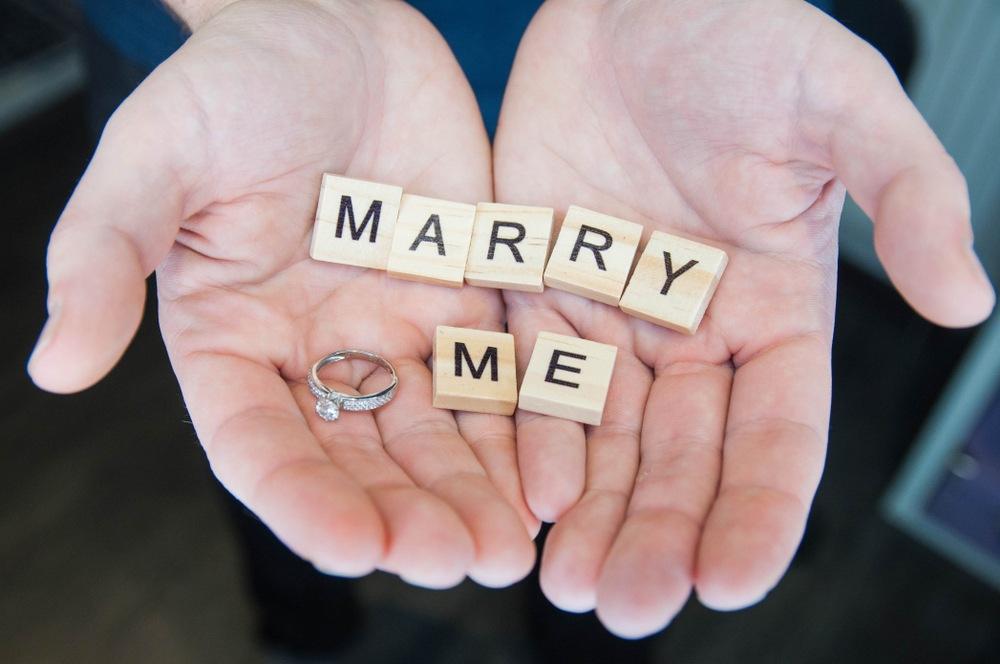 年下彼女へのプロポーズ
