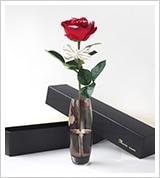 メッセージフラワー 人気No.1赤バラ