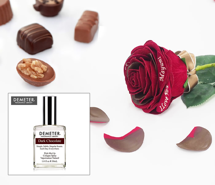 DEMETERコロンから「ダークチョコレート」