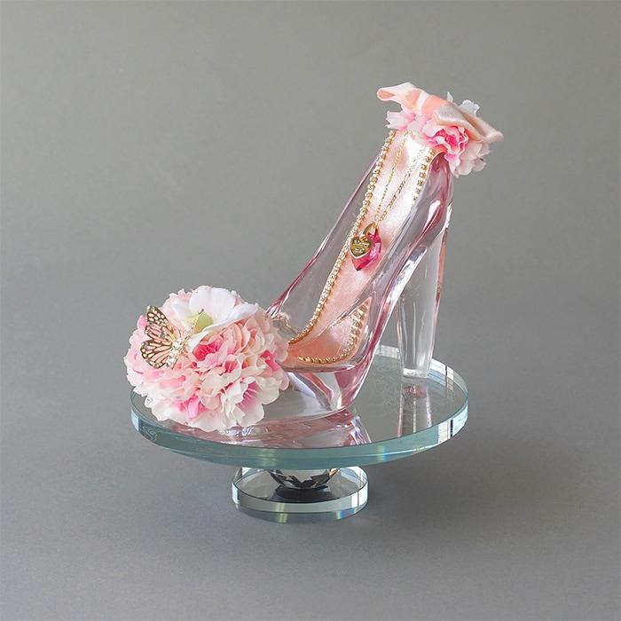 彼女を喜ばせる極上のガラスの靴