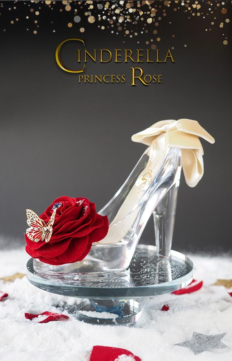 CINDERERRA PRINCESS ROSE
