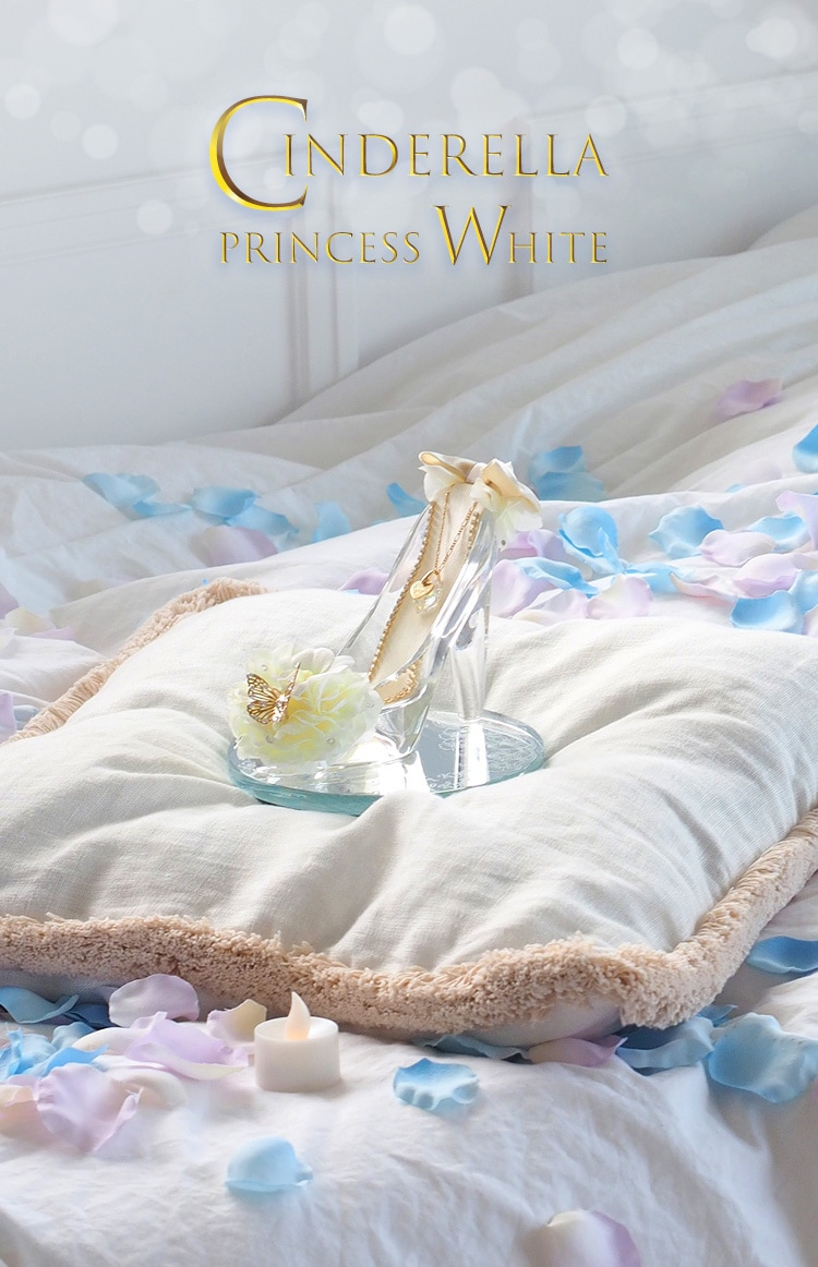 Cinderella Princess White