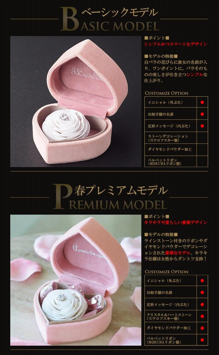 シンプルな「ベーシックモデル」と豪華な「プレミアムモデル」の選べる2つのモデル