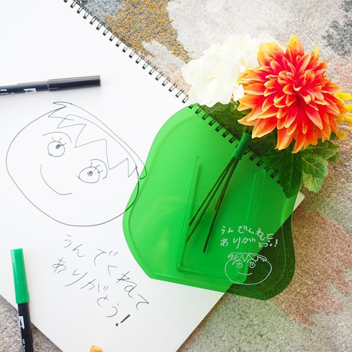 選べる2カラー【誕生日・記念日】アニバーサリーボックス(オレンジ/ピンク)