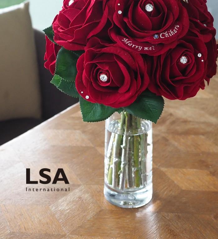 メリアルームとLSA社のコラボ花瓶