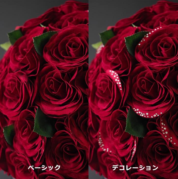 シチュエーション別!選べる赤バラのデザイン
