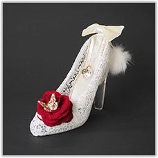 シンデレラのガラスの靴 プリンセスローズ(冬限定)