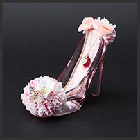 シンデレラのガラスの靴 桜ピンク(春限定)
