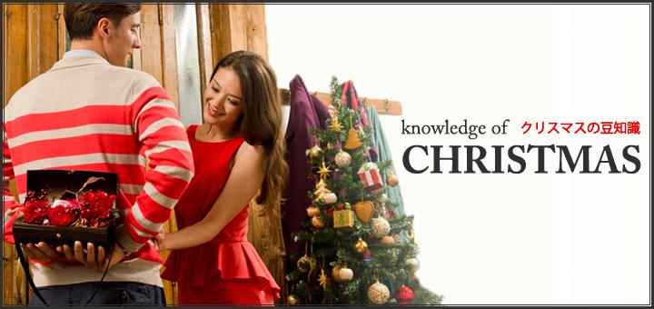 フラワーコンシェルジュが伝授!クリスマスの豆知識