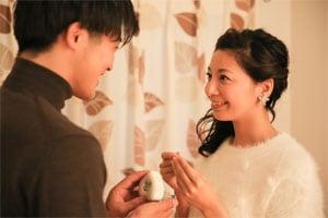 憧れのプロポーズ
